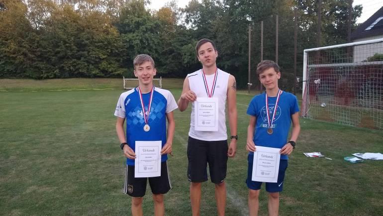 Gewinner des Sommercamps