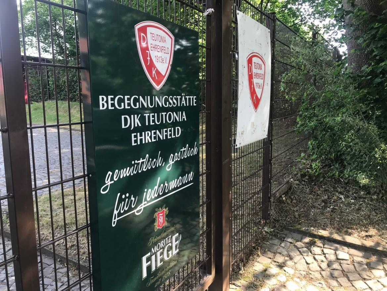 Vereinsheim geöffnet